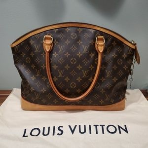 Louis Vuitton lockit horizontal